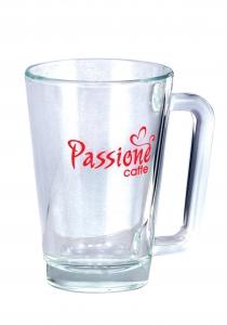 Висока стъклена чаша
