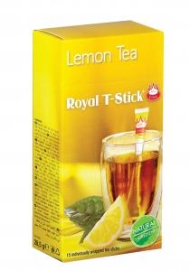 """Чай на пръчици """"ROYAL T-STICK"""" Лимон"""
