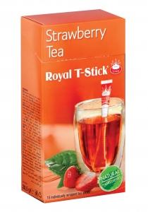 """Чай на пръчици """"ROYAL T-STICK"""" Ягода"""