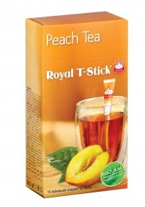 """Чай на пръчици """"ROYAL T-STICK"""" Праскова"""